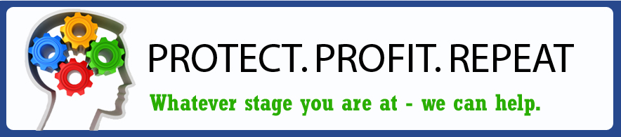 Protect. Profit. Repeat.  Whatever stage you are at -- we can help.