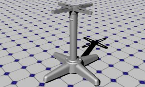 Steadfast Restaurant Table Base