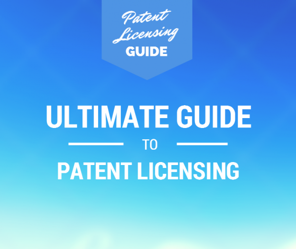 Patent Licensing Info Guide