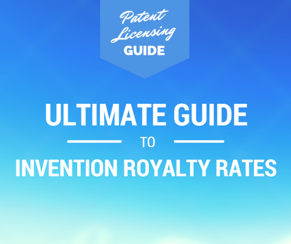 Royalty Rates Chart