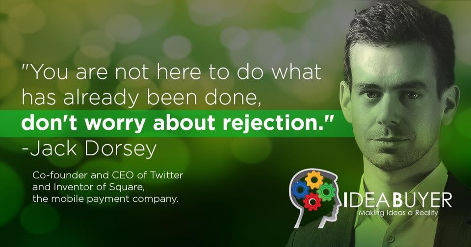 Jack Dorsey Advice