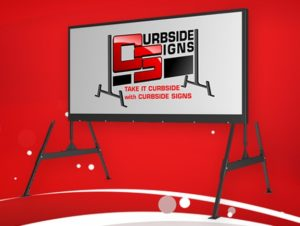 Curbside Signs Product Photo