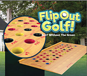 Flip Out Golf Game Idea Buyer